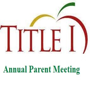 ZMS Title 1 Parent Meeting